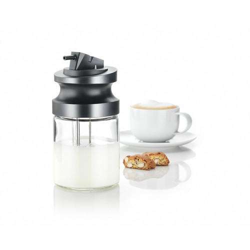 MB-CVA7000 Milk container made of glass product photo Back View L