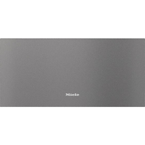 ESW 7020 Graphite Grey Gourmet Warming drawer product photo Front View L