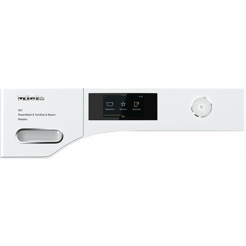 WWV980 WPS Passion W1 Front-loading washing machine product photo View4 L