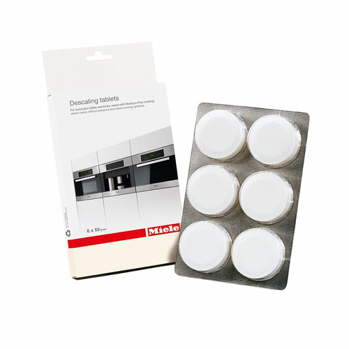 Descaling tablets - 6 tablets product photo Front View L
