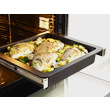 HUB 5001-XL Large Induction oven dish product photo Back View S
