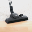 Complete C3 Family All-Rounder Graphite Grey Vacuum cleaner product photo Back View S