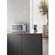 M 6012 SC Freestanding microwave oven product photo Back View S