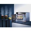 DG 6010 Benchtop steam oven product photo Back View S