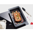 HUB 5001-M Induction gourmet casserole dish product photo Back View S