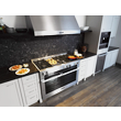 HR 1956 G 48 inch Freestanding Cooker product photo Laydowns Detail View S