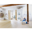 WTV 501 Washer-dryer stacking kit product photo Back View S