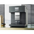 CM 7750 Benchtop coffee machine - Obsidian Black product photo Back View S