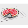 HBFP 27 Round Perforated Baking Tray product photo View31 S