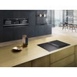 KMDA 7774 FL Cooktop with integrated extractor product photo View3 S