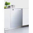 GFVi 613/72-1 Fully integrated dishwasher 60cm door panel product photo Back View S