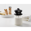 MB-CVA 6000 Milk container made of glass product photo Back View S