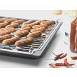 HBBR 92 Genuine Miele baking and roasting rack product photo Laydowns Back View S