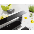 DA 6890 Downdraft extractor system product photo Laydowns Back View S
