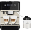 CM 6360 MilkPerfection Obsidian Black Benchtop coffee machine product photo