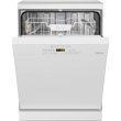 G 5000 BK BRWS Active Freestanding dishwasher product photo Back View S