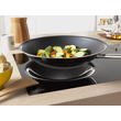 KM 6356 Induction hob with onset controls product photo Laydowns Back View S