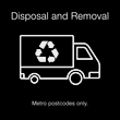 Disposal and Recycle Fee product photo