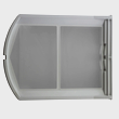 Miele Tumble Dryer Fluff Filter - Spare Part 06244611 product photo Back View1 S