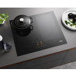 KM 7464 FL Induction cooktop product photo Back View S
