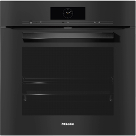 H 7860 BP VitroLine Obsidian Black Pyrolytic Oven product photo