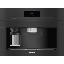 CVA 7845 VitroLine Obsidian Black Built-in Coffee Machine product photo
