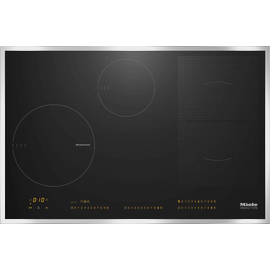 KM 6629 Induction cooktop with onset controls product photo