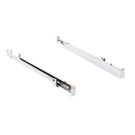 HFC70 Chrome FlexiClip fully telescopic runners product photo