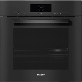 DGC 7860 XXL VitroLine Obsidian Black Steam combination oven product photo