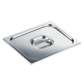 DGD 1/2 Stainless steel lid with handle product photo