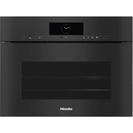 DGC 7840X Handleless XL ArtLine Obsidian Black Steam combination oven product photo