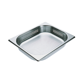 DGGL 4 Perforated steam cooking container product photo
