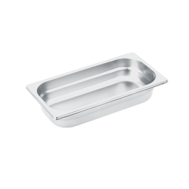 DGG 2 Unperforated steam cooking container product photo