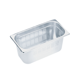 DGGL 10 Perforated steam cooking container product photo