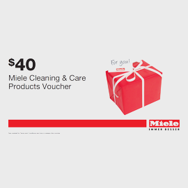 Miele for Life $40 Online shop voucher product photo
