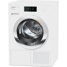 TCR860 WP Eco&Steam WiFi&XL T1 Heat-pump tumble dryer product photo