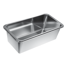 DGG 50 120 Unperforated steam cooking container product photo