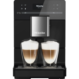 CM 5310 Silence Benchtop coffee machine - Obsidian Black product photo