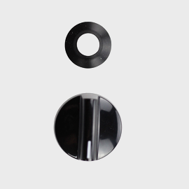 Miele Cooktop & Combiset Programme Knob - Spare Part 08339850 product photo