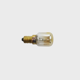 Miele Oven Bulb - Spare Part 02825990 product photo