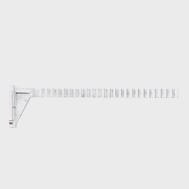 Miele Dishwasher Rail - Spare Part 06263742 product photo