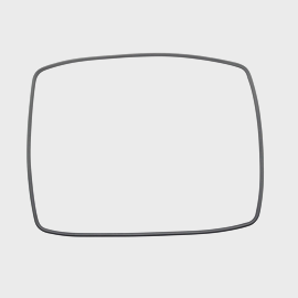 Miele Oven Seal - Spare Part 05391501 product photo