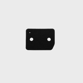 Miele Tumble Dryer Filter - Spare Part 09164761 product photo