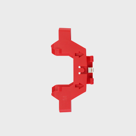 Miele Vacuum Bracket - Spare Part 07510613 product photo