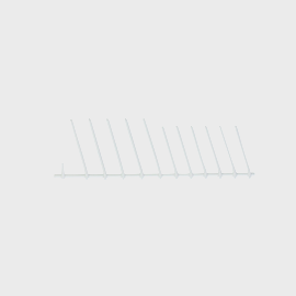 Miele Dishwasher Row of Spikes - Spare Part 07506620 product photo