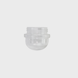 Miele Oven Light Cover - Spare Part 04051320 product photo