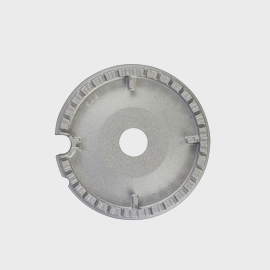 Miele Cooktop & Combiset Burner Head - Spare Part 08281350 product photo