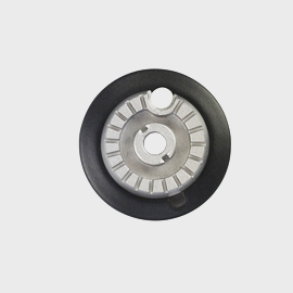 Miele Cooktop & Combiset Burner head - Spare Part 08225390 product photo