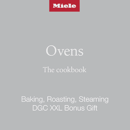 DGC XXL Baking Roasting Steaming Cookbook Voucher Redemption product photo
