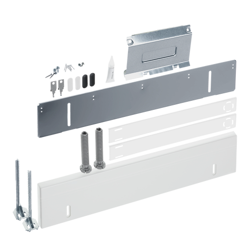 UBS G 60-1 Dishwasher built-under kit product photo Front View L